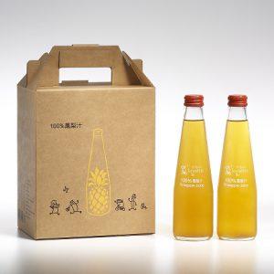 微熱山丘鳳梨汁