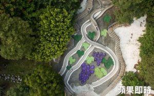 百果山最長溜滑梯公園
