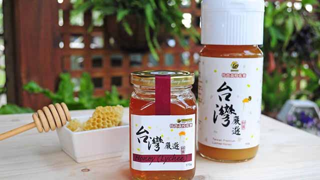 台灣之味荔枝蜂蜜組