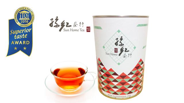 孫紅茶行特選日月潭紅茶