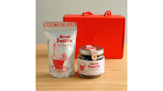 食在加分 黑糖溫馨禮盒