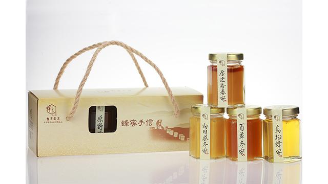 蜂蜜手信禮盒組