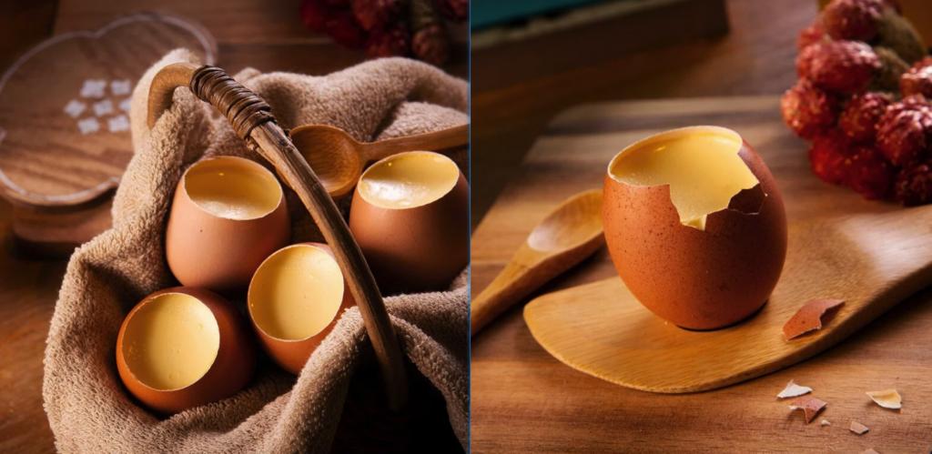 查理布朗烘培-招牌雞蛋布丁