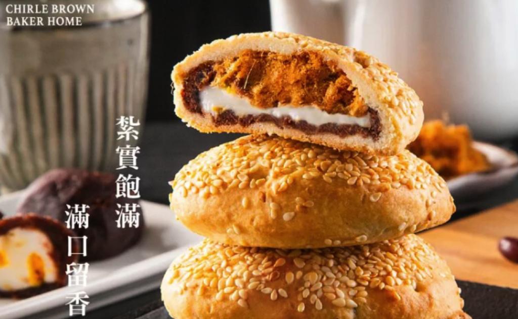 查理布朗烘培 - 台灣Q餅