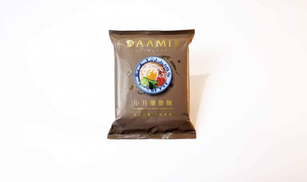 【台灣即食麵】度小月 - DAAMI-乾拌麵系列-小月擔擔麵(湯)