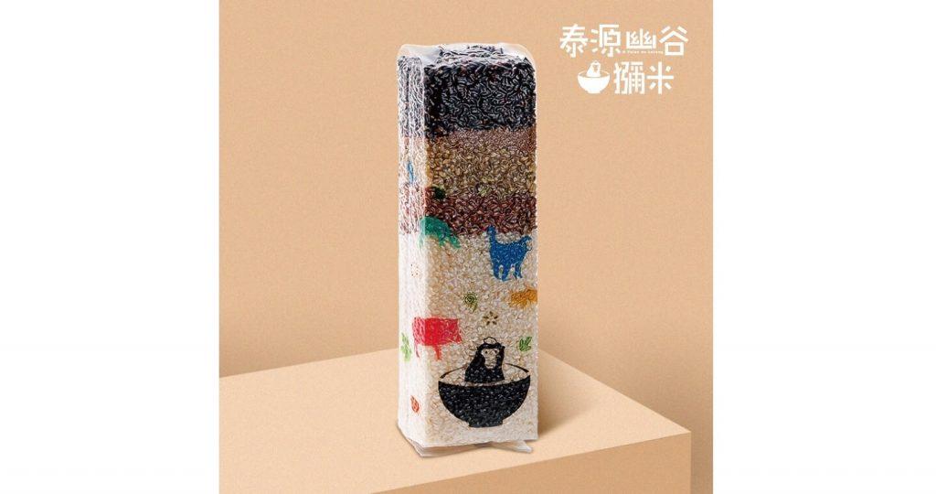 《2021中秋限定》泰源幽谷獼米-豐年季禮盒-米米養生款