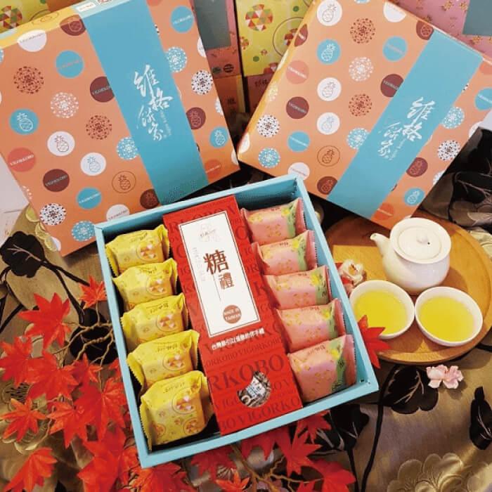 【維格餅家】維格臻選三星禮盒