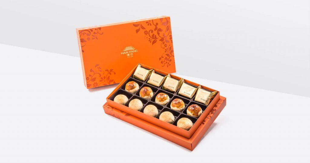 【漢坊餅藝】御藏綜合禮盒