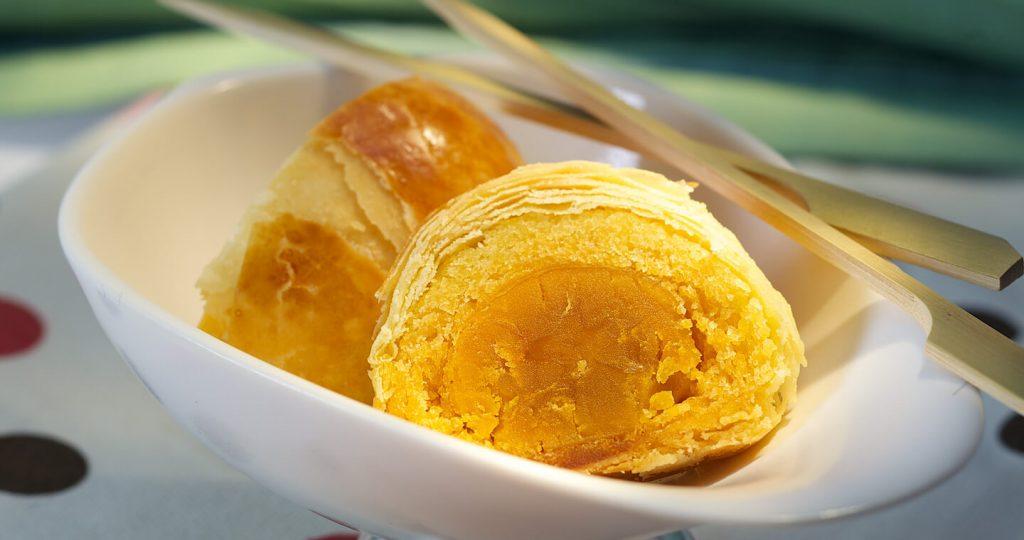 【漢坊餅藝】蛋黃酥